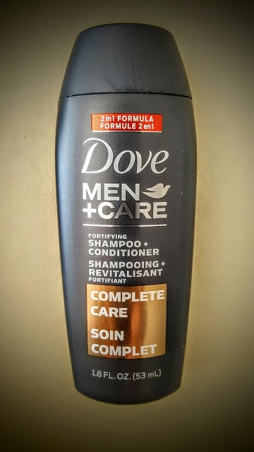 dove shampoo conditioner for men