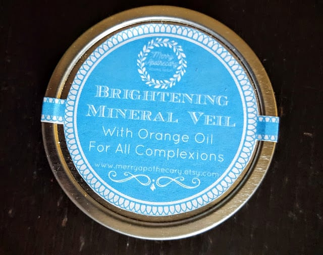 merry apothecary mineral veil