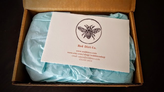 first glimpse inside red dirt co subscription box