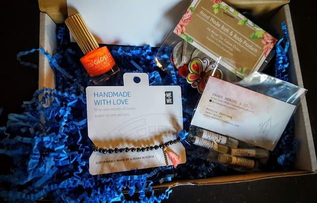 contents of bright side box