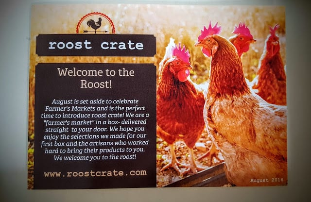 roost crate box insert