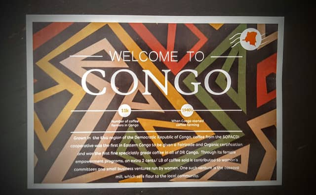 all about congo coffee