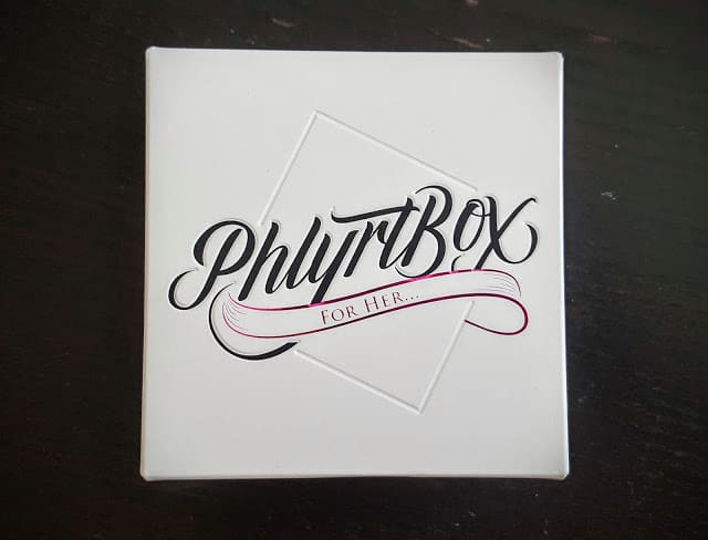 what's in the phlyrt box
