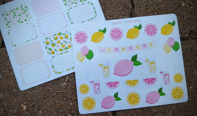 papered pineapple