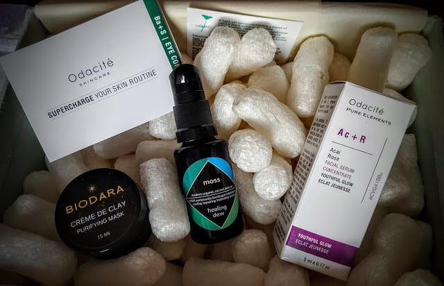 what's in the august boxwalla box