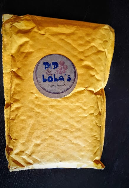pip & lola's everything handmade soap subscription