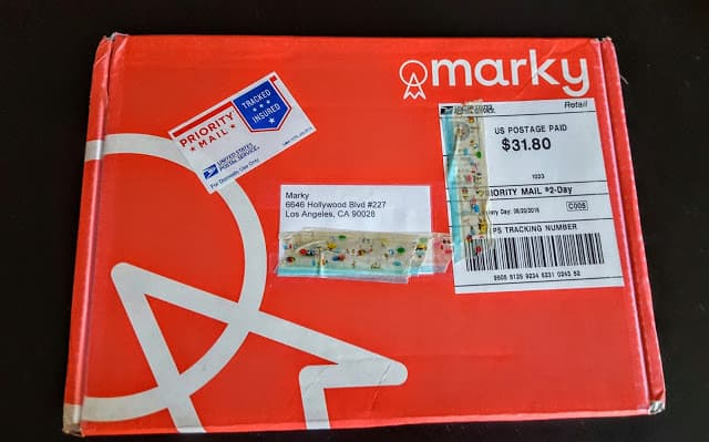 markybox review