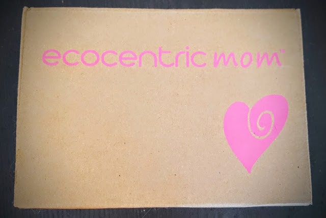 ecocentric mom box review september 2016