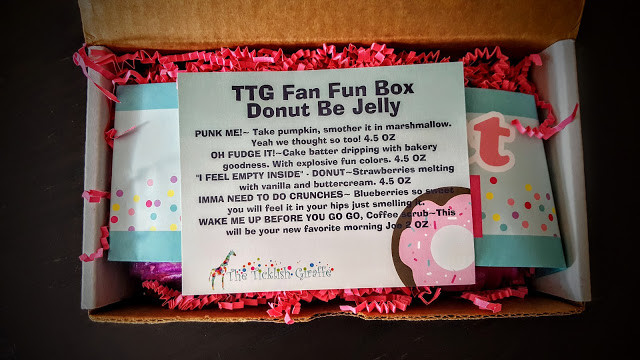 first look in the fan fun box for september