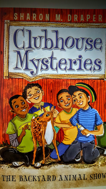 clubhouse mysteries book