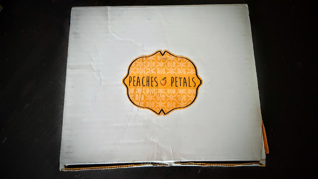 Peaches and Petals September Subscription Box