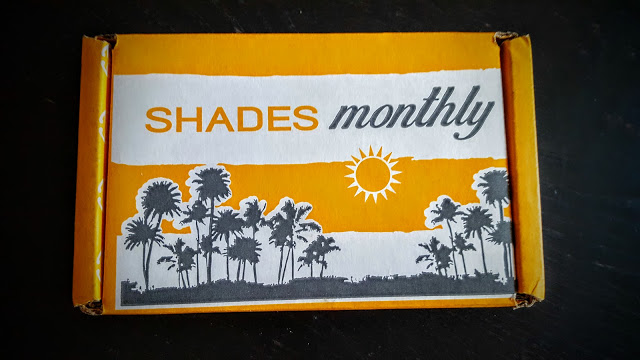 shades monthly subscription box review