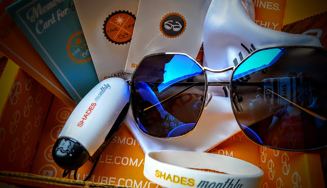 what's in the shades monthly box