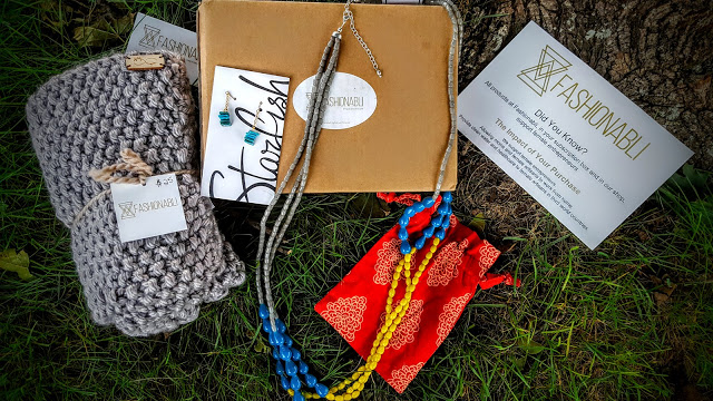 what's in the fashionabli subscription box
