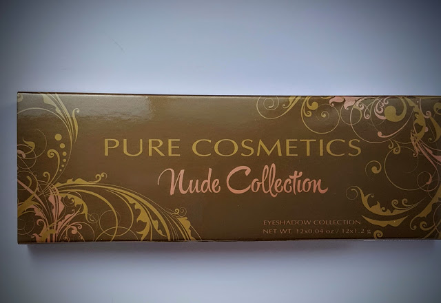pure cosmetics nude collection palette