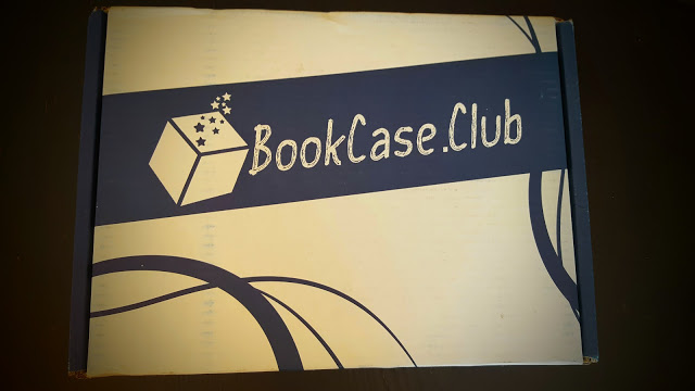 bookcase club unboxing