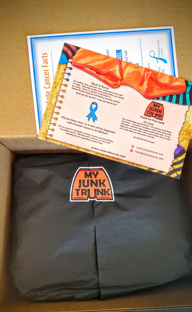 first look inside my junk trunk subscription box