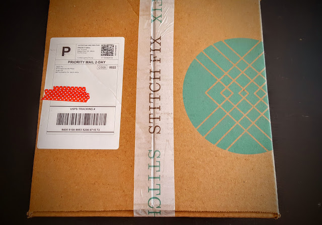 stitch fix review and try on