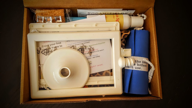 first look inside the trendy memo box