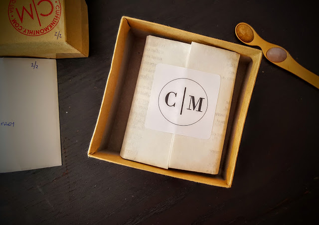 first look inside the cufflink monthly subscription box