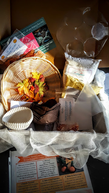 what's in the pastry base subscription box