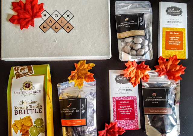 what's in the boxwalla food box