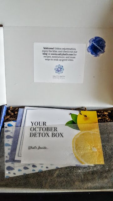 first look in the salty bath subscription box