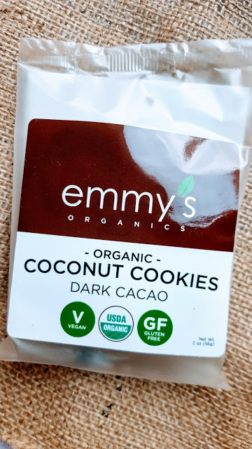 emmy's organic dark cacao cookies