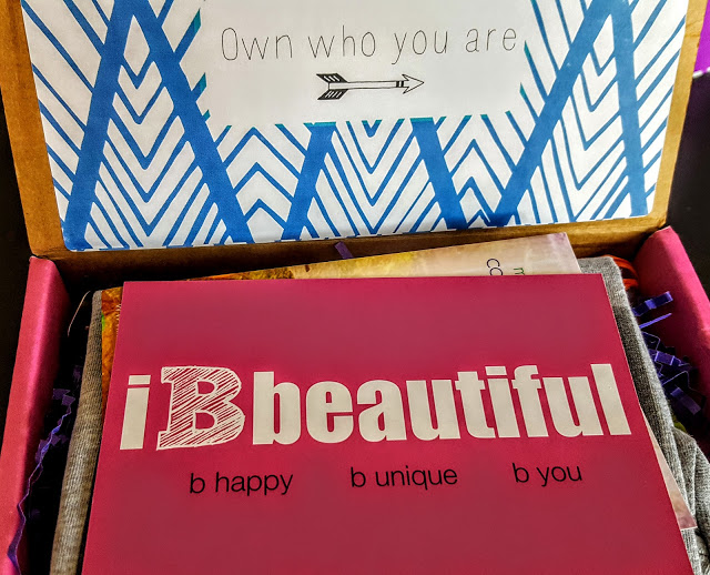first look in the ibbeautiful box