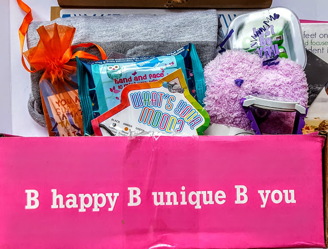 what's in the ibbeautiful box