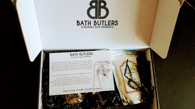 first look in the bath butlers box
