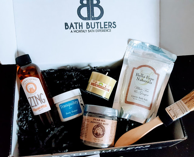 what's in that bath butlers box