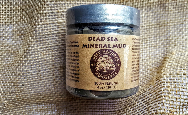 best nature's cosmetic dead sea mineral mud