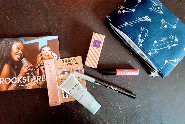 what's in the ipsy glam bag this month