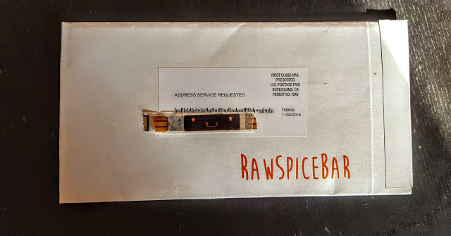 raw spice bar review