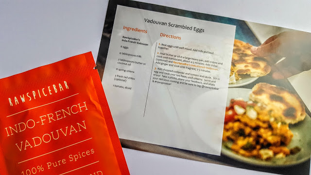 indo-french vadouvan spice