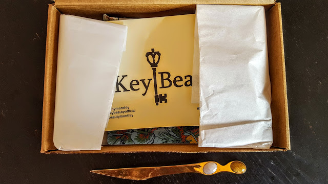 first look in the key beauty box