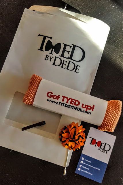what's in the tyed by dede subscritpion