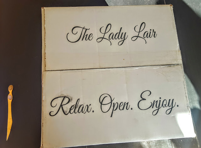 the lady lair subscription box review