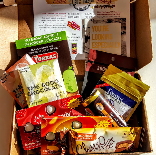what's in the sleek treat subscription box