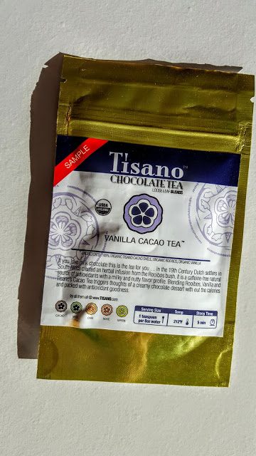 tisano chocolate tea