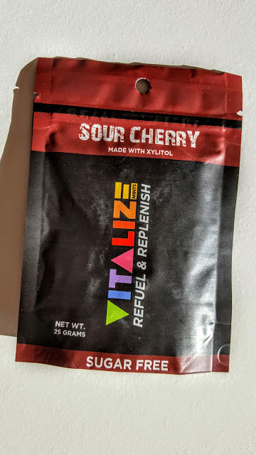 vitalize mints sour cherry