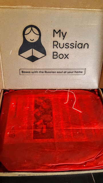 first look in the my russian box