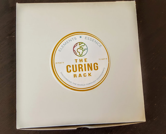 the curing rack subscriptio box review