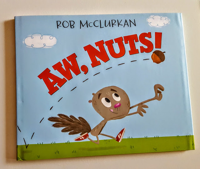 aw, nuts by rob mcclurken