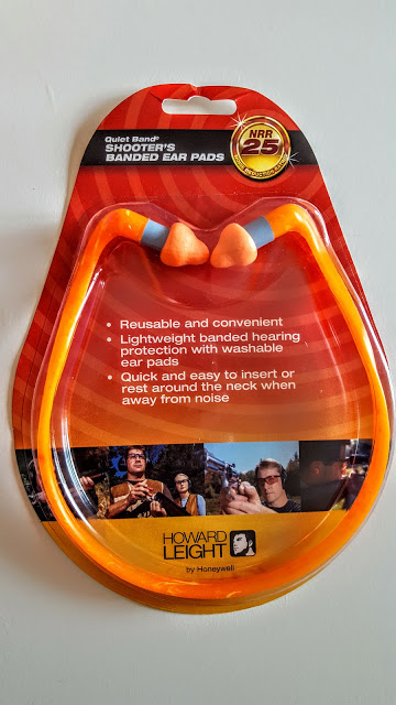 Honeywell Howard Leight Quiet Band Shooter's Banded Ear Pads