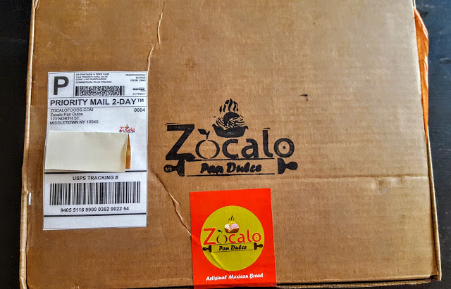 zocalo foods pan dulce subscription review