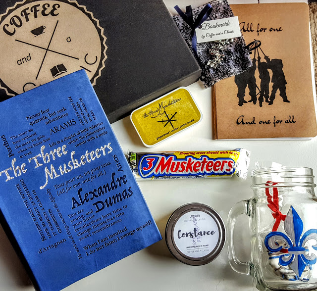 what's in the coffee and a classic subscription box