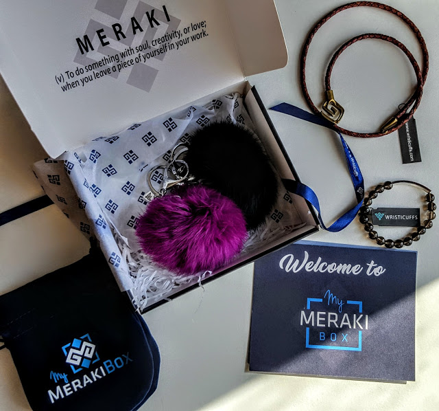 what's in the my meraki box