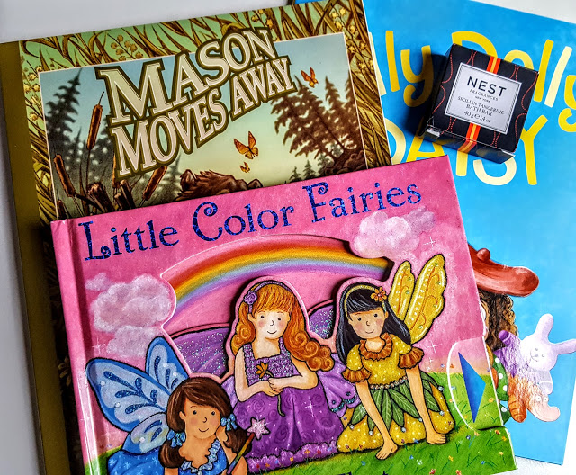 what's in the my first reading club box
